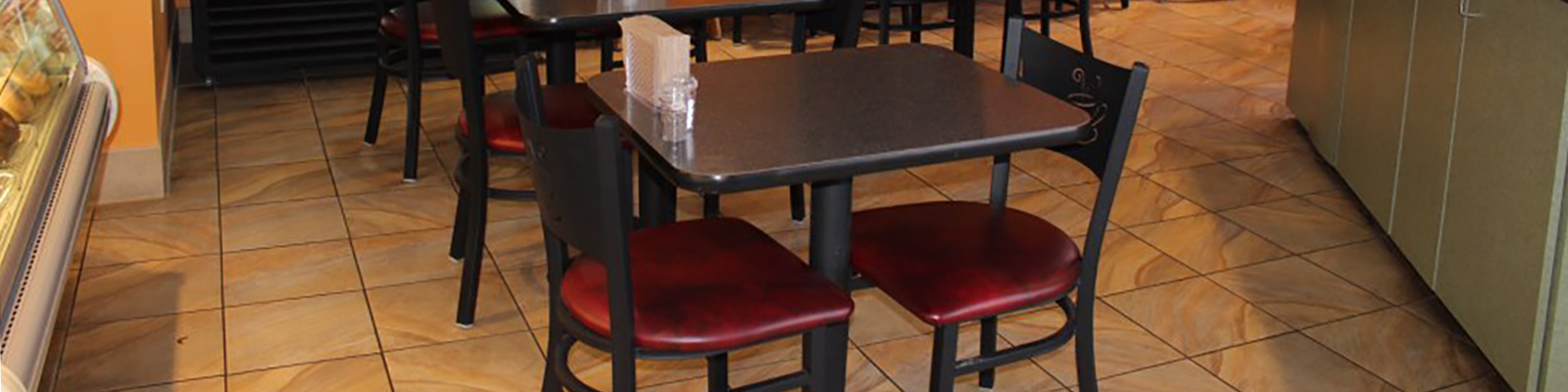 Popular Cafe Chairs