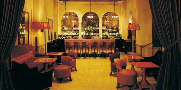 Classic club and bar design