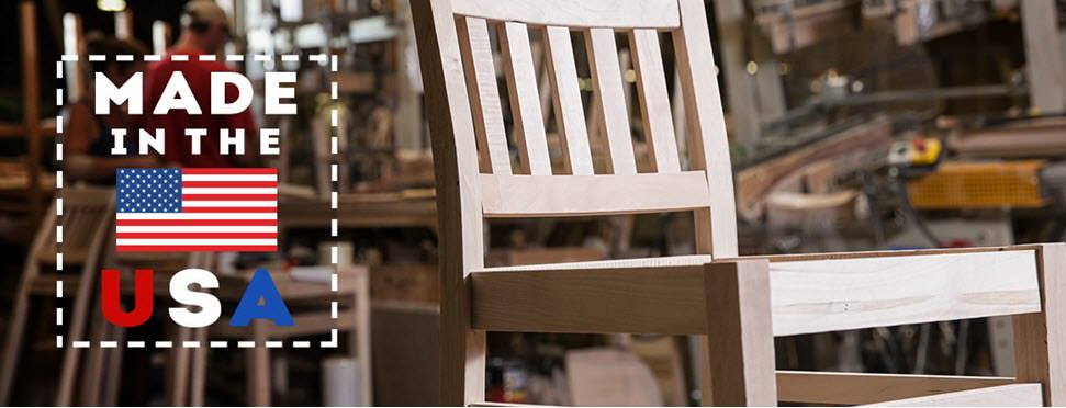 Restaurant Chairs Made in the USA